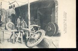 China - Le Charton - The Wheelwhright - 1900 - China