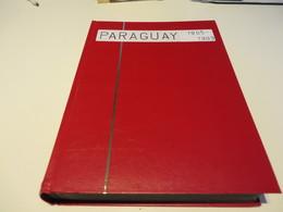 PARAGUAY  1905 Bis 1989  Posten  O /  * /  ** /  MARKEN  Im  STECKBUCH  MICHEL  Ca. 540,00 €. - Briefmarken
