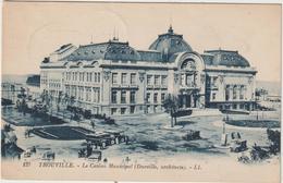 Calvados : DEAUVILLE - TROUVILLE : Le  Casino - Deauville