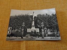 CARTOLINA S.MARIA CAPUA VETERE-VILLA COMUNALE-VIAGG.1962 VERA FOTOFRAFIA - Caserta