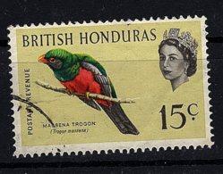 British Honduras, 1967, SG 239, Usd (Wmk 121 Sideways) - Honduras Britannique (...-1970)