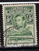 Basutoland, 1938, SG 18, Used - Basutoland (1933-1966)
