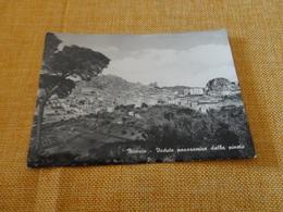 CARTOLINA NICOSIA-VEDUTA PANORAMICA DALLA PINETA-VIAGGIATA1959-VERA FOTOGRAFIA - Enna