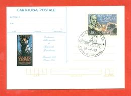 INTERI POSTALI- C 194 -FDC - Interi Postali