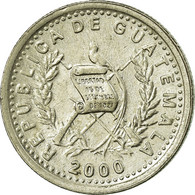 Monnaie, Guatemala, 5 Centavos, 2000, TTB, Copper-nickel, KM:276.6 - Guatemala
