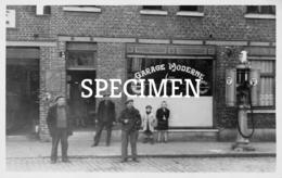 Fotokaart Garage Moderne Torhout - Torhout