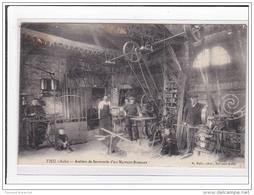 THIL : Ateliers De Serrurerie D'art Maitrot-rompant - Etat - France