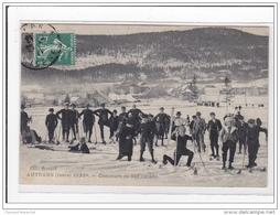 AUTRANS : Concours De Ski 1911 - Tres Bon Etat - France