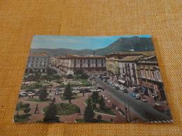 CARTOLINA AVELLINO-PIAZZA LIBERTA' VIAGGIATA 1964 - Avellino