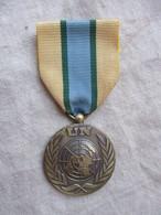 Médaille UN - France