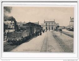 COURSEULLES SUR MER : La Gare - Très Bon état - Courseulles-sur-Mer
