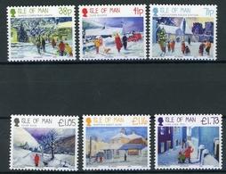 Isle Of Man MiNr. 1808-13 Postfrisch MNH Weihnachten (H1262 - Man (Insel)
