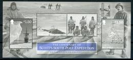 Isle Of Man MiNr. Block 85 Postfrisch MNH Expedition (H1261 - Man (Insel)