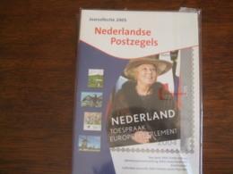 Nice Collection Yearset Netherlands MNH 2005 - Niederlande