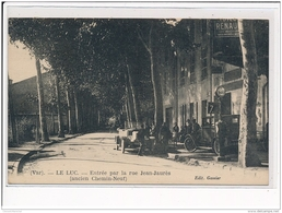 LE LUC - Entrée Par La Rue Jean Jaurès (ancien Chemin Neuf) - GARAGE AUTOMOBILE - Très Bon état - Le Luc