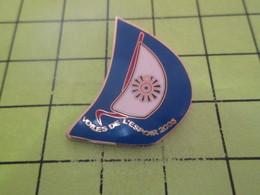 416B Pin's Pins / Rare Et  Belle Qualité !!! THEME : BATEAUX / LES VOILES DE L'ESPOIR VOILIER - Bateaux
