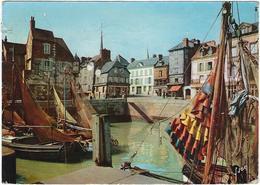 14  Honfleur Bassin De La Lieutenance  Et Quai Beaulieu - Honfleur