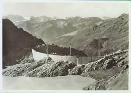 DIGA. Società Elettrica Cisalpina. Centrale Elettrica. Cogolo. Trento. Lago Careser. Diga6 - Trento