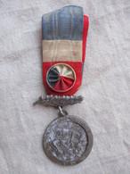 Médaille Du 40eme Anniversaire De La Victoire 1945 1985 - France
