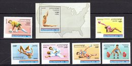 Cambodia 1996 Olympic Games MNH - Olympic Games