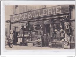 CLERMONT FERRAND : La Quincaillerie GIEUX - Bon état (un Plis D'angle) - Clermont Ferrand