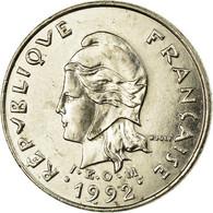 Monnaie, French Polynesia, 10 Francs, 1992, Paris, TB+, Nickel, KM:8 - Polynésie Française