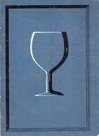 Wenken Voor Liefhebbers Van De Wijn (Astuces Pour Les Amateurs De Vin) - H. C. Wyers C.V. Dordrecht - Vers 1955 - Cuisine & Vins