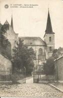 LOUVAIN-LEUVEN - Eglise St-Quentin - Oblitération De 1921 - Leuven