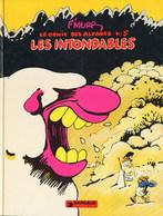 Le Génie Des Alpages T 05 Les Intondables RE-EDITION   BE DARGAUD 04/1981 F'Murrr (BI2) - Génie Des Alpages, Le