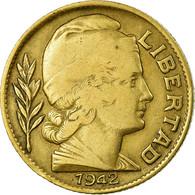 Monnaie, Argentine, 20 Centavos, 1942, TB+, Aluminum-Bronze, KM:42 - Argentine