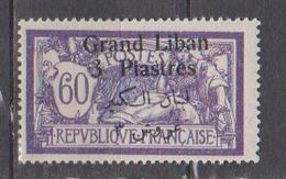 GRAND LIBAN        N°  YVERT  :  33   NEUF AVEC  CHARNIERES      ( Ch  2/02  ) - Great Lebanon (1924-1945)