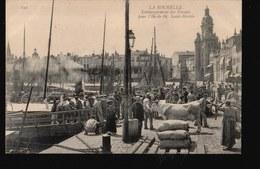 LAROCHELLE/022....EMBARQUEMENT DE FORCATS - La Rochelle