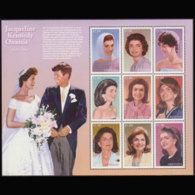 GRENADA 1996 - Scott# 2583 Sheet-Jacquelline MNH - Thule