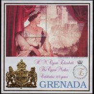 GRENADA 1999 - Scott# 2881 Sheet-Queen Mother MNH - Thule