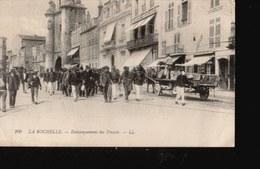 LAROCHELLE/023....EMBARQUEMENT DE FORCATS - La Rochelle