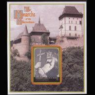 GRENADA GRENADINES 2000 - Scott# 2230 S/S Kiev Prince MNH - Grenada (1974-...)