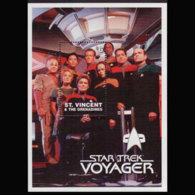 ST.VINCENT 1997 - Scott# 2378 S/S Star Trek MNH - St.Vincent (1979-...)