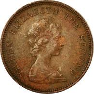 Monnaie, Jersey, Elizabeth II, New Penny, 1971, TB, Bronze, KM:30 - Jersey