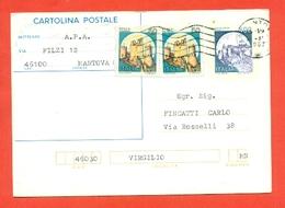 INTERI POSTALI- C 197 - 6. 1946-.. Repubblica