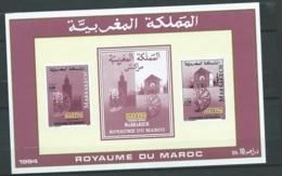 "Maroc ;1994, Bloc Feuillet ,BF 22 "" Sommet Du GATT "" Neuf**,  AOA19206 - Marruecos (1956-...)"