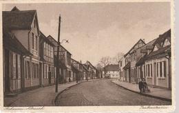 Seehausen,,Altmark, Grabenstraßr Mit Kinder,Verlag Heine, Buchhandlung, Seehausen - Allemagne