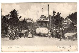 TROIS EPIS (68) - DREI AEHREN - TRAMWAY - BELLE ANIMATION - Trois-Epis