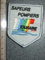 ECUSSON   SP  TOURAINE - Pompiers