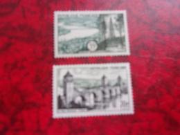 FRANCE 1957 (cote 28,50**) Série Touristique - France