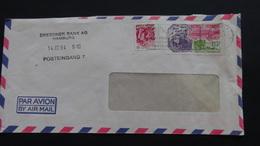 Caledonia - 1993/94 - Mi:NC 962,986, Yt:NC PA301,654 On Envelope - Look Scan - Neukaledonien