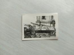 WWII Foto Wehrmacht Panzer Sturmpanzer - 1939-45