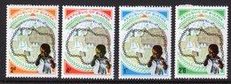 NIGERIA BIAFRA - 1969 2nd ANNIVERSARY OF INDEPENDENCE SET (4V) FINE MNH ** SG 35-38 - Nigeria (1961-...)