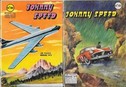 """Johnny SPEED"" N°s 5-6-14--1964/65--éditions Artima-TBE - Books, Magazines, Comics"