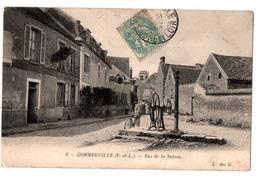 GOMMERVILLE RUE DE LA NATION ANIMEE - France