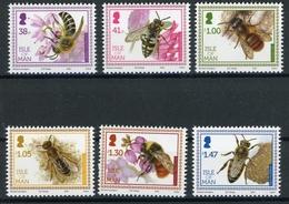 Isle Of Man MiNr. 1792-97 Postfrisch MNH Insekten (H1277 - Man (Insel)